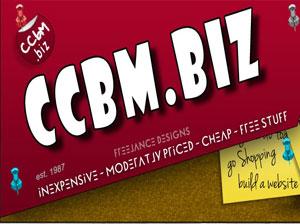CCbM Web Design and Developement