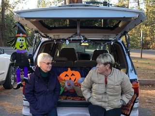 Trick or Treat - Trunk or Treat